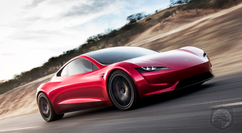 Expect The Tesla Roadster To Be Lapping Nurburgring In The Near Future