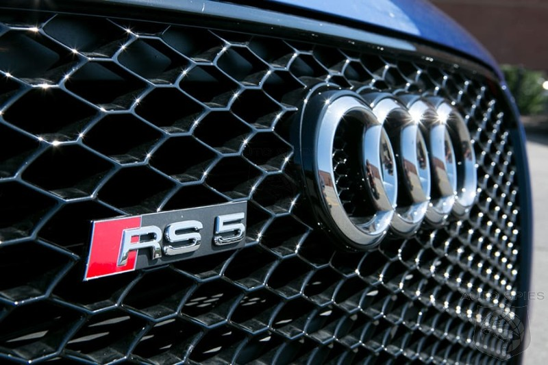 Audi Says No More Halo Cars Just Yet - Concentrating On More RS Models To Balance Portfolio