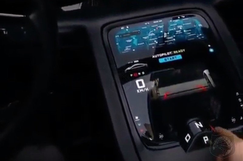 Porsche Taycan Interior Video Reveals New Autopilot Feature Autospies Auto News
