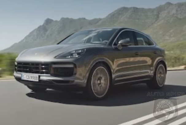 SPIED! BEST LOOK At The 2020 Porsche Cayenne Coupe. Game Changer?