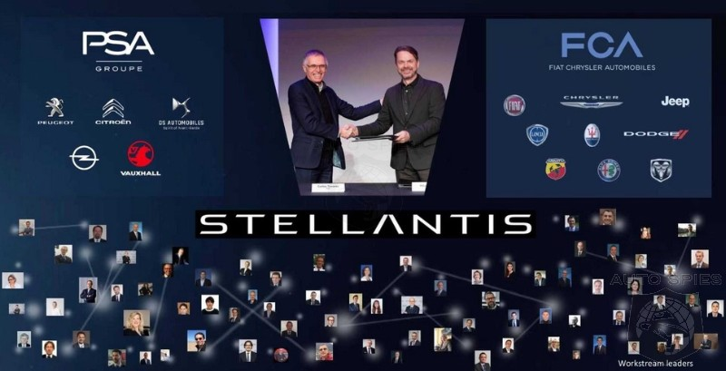 Sergio Marchionne's Dream Is About To Be Realized As FCA And PSA Are About To Become Stellantis
