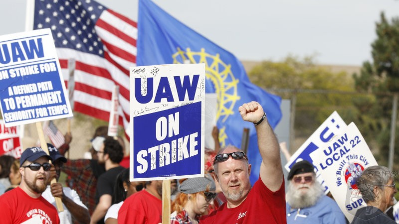 It Looks Like UAW Settled For Bonuses And Salary Increases Over Job Security - Is That Good Or Bad?