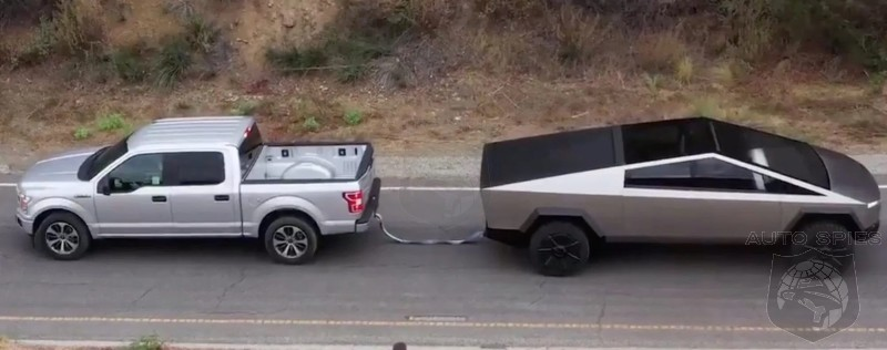 Musk Spares The F-150 By Leaving A Smaller Cybertruck Pickup For Later
