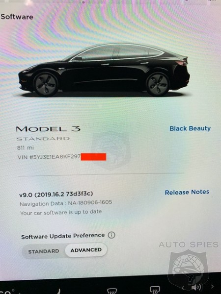 Tesla Finally Begins Delivering The Elusive Feature Locked $35,000 Model 3