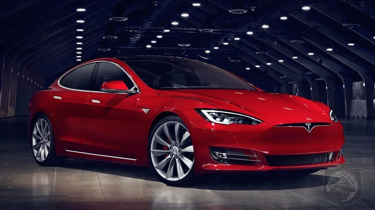 The Tesla Model S Performance Now Able To Run The Quarter Mile In The 10 Second Range