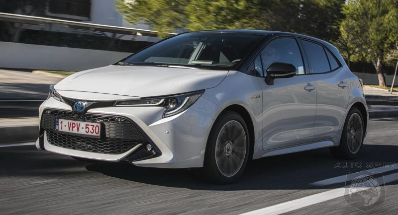 Toyota Gets Serious: Hot Hatch Corolla GR Could Debut With 250HP