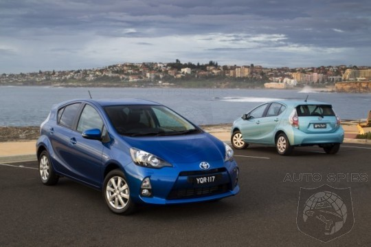 Lost The Magic? 2012 Prius C Falls Short In Car And Driver Review