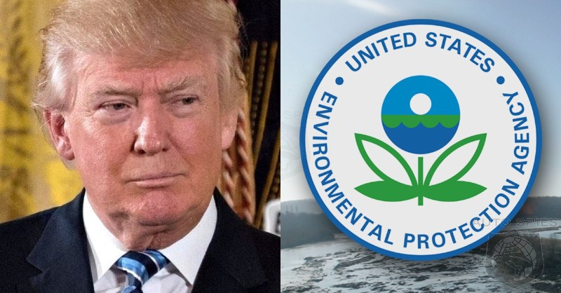 19 States Line Up To Sue Trump Administration For Relaxing EPA Emissions Standards