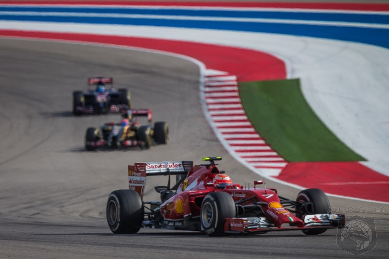 Austin May Gain Another Sibling On The Formula 1 Calendar