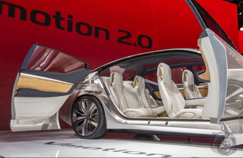 #NAIAS: Nissan Rethinks Traditional With Vison 2.0 Concept - Can You See Yourself Arriving To Your Destination Inside This Ride?