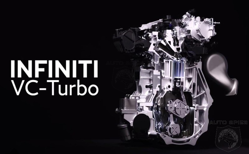 Next Gen Infiniti QX50 To Feature Turbocharged Variable Compression Engine