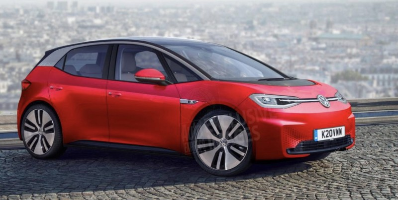 Volkswagen Plans To Steal Away Model 3 Market With $21,000 Sedan