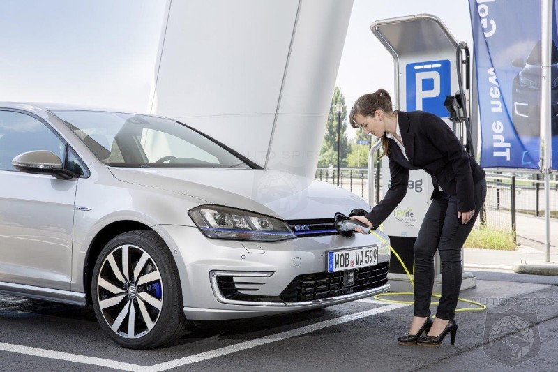 EU Incentive Changes Forces Germans To Discontinue Plug-In Hybrids