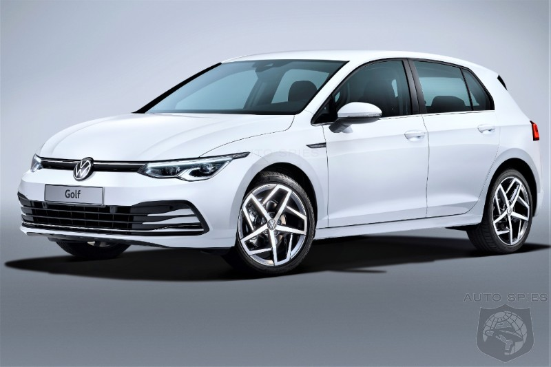 Volkswagen Kills The Golf In The US