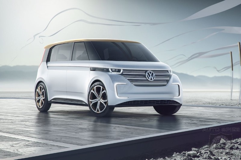 Volkswagen Worried That There Will Not Be Enough Batteries To Produce All Of The Planned EVs