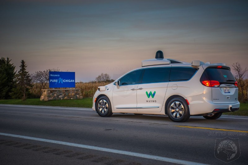 Report Reveals Google's Autonomous Cars Are STILL Struggling With Everyday Tasks