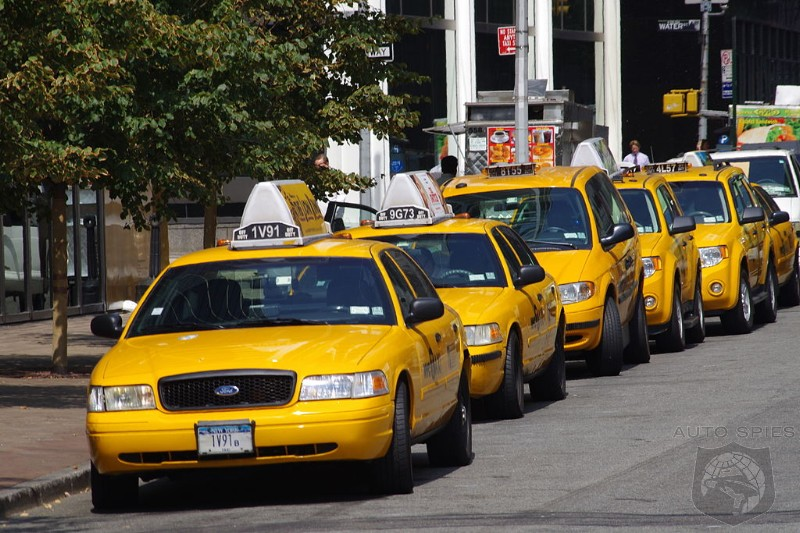 Study Says Driverless Taxis Will Also Be Riderless Ones Too