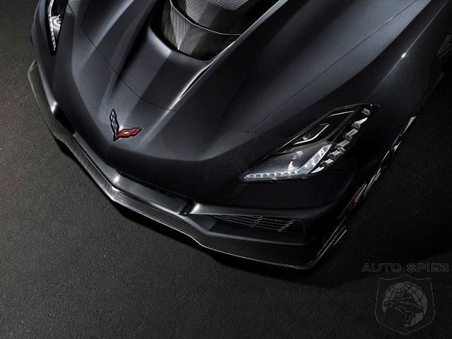 Chevrolet Is Shooting For a Sub 7 Minute 'Ring Lap Time For New ZR1 Corvette