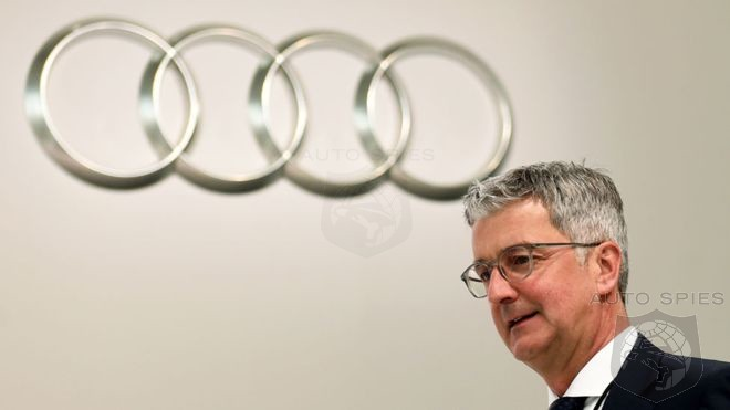 German Prosecutors Go To The Top: Ex Audi CEO Charged In Emissions Scandal