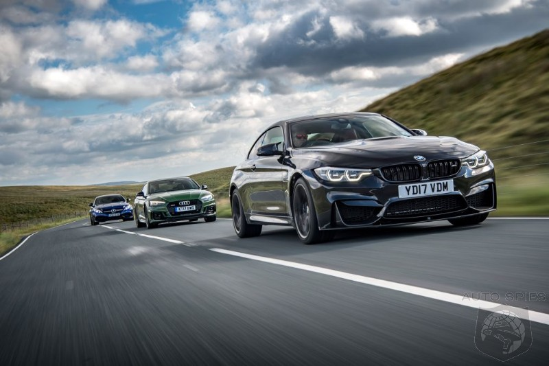 Battle Of The Titans: Audi RS5 Vs BMW-M4 Vs Mercedes-AMG C63S