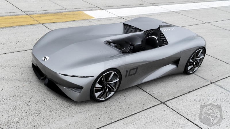 Infiniti Says All Future Cars Will Be Fun To Drive - The Real Question Is Why Weren't They To Begin With?