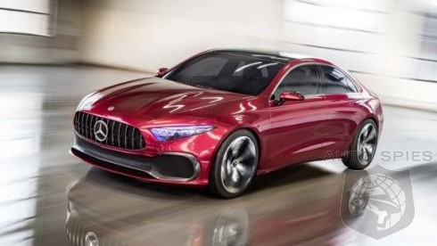 Mercedes Thinks They Have The Key To The Entry Level American Buyer With An All New A-Class