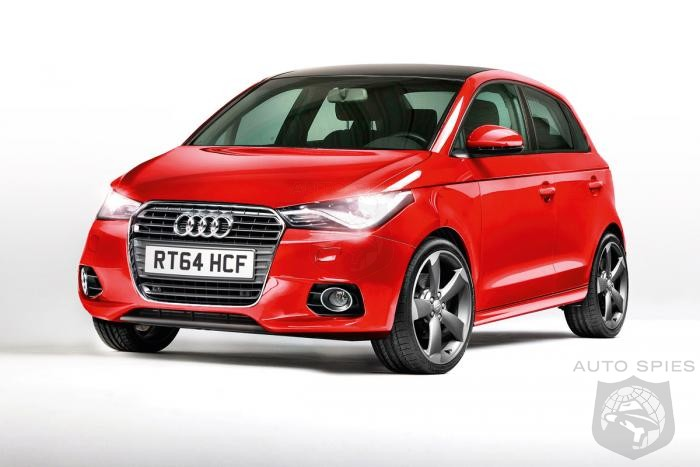 Audi Readies A2 To Take On B-Class And 1 Series