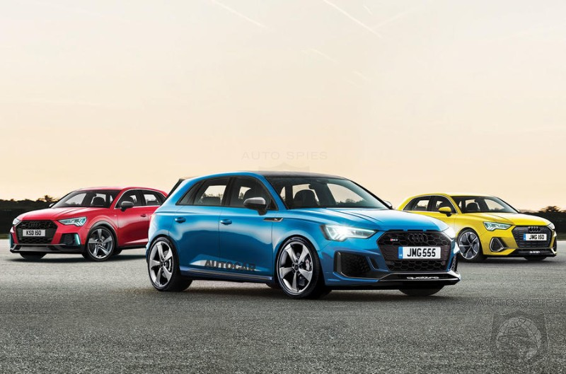 2020 Audi A3 Lineup Will Give Birth To Seven Models