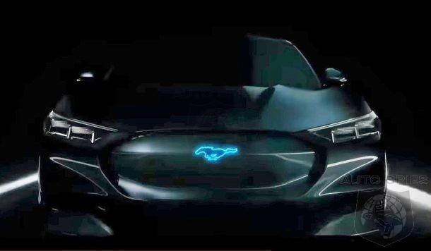 Does THIS Ford Teaser Hint A Future Mustang Hybrid Is In The Works?