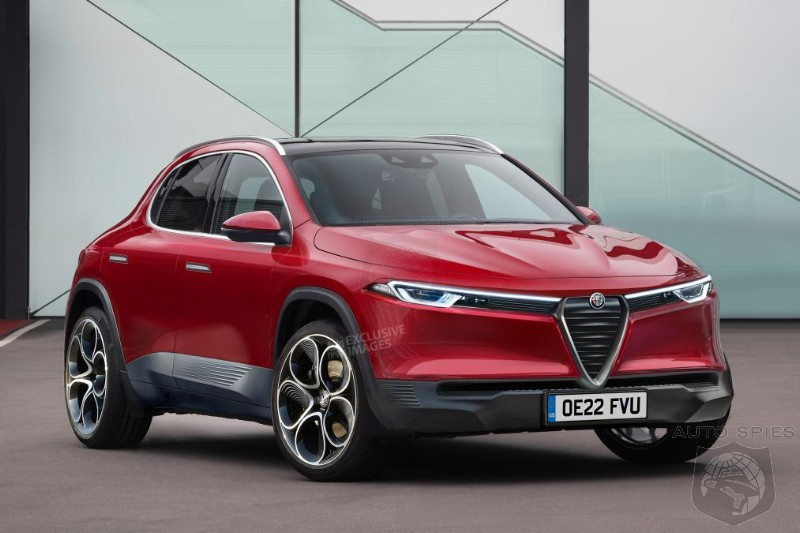 Alfa Romeo Targeting Nissan And Audi With New Compact Crossover