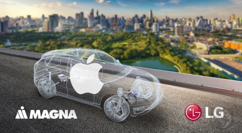 Apple Is Cose To A Sealing The Deal With A Partner On Making The Apple Car
