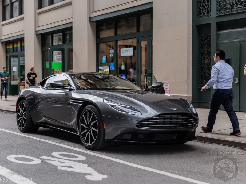 Aston Martin May Source Mercedes Inline 6 Cylinder Engines For Future Models