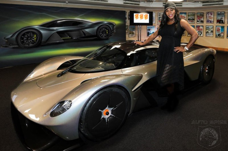 STUD OR DUD? F1 Inspired Aston Martin Valkyrie In Almost Production Trim