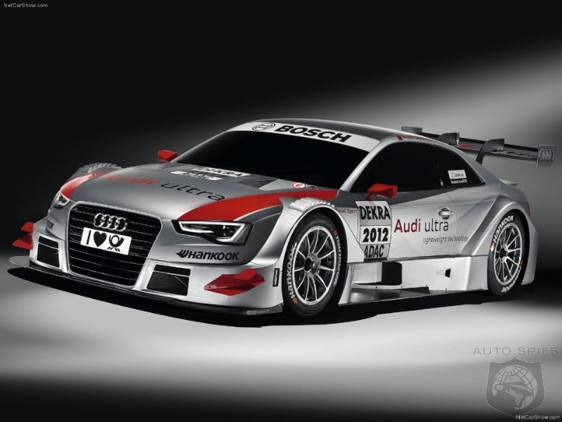 European DTM Racing Coming To US In 2015