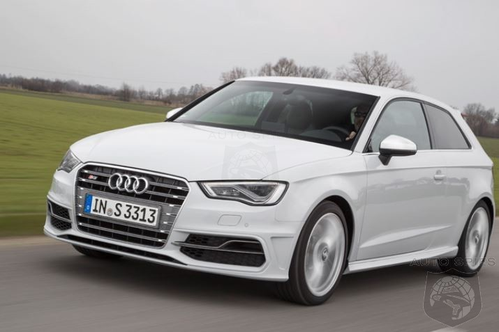 Could The Audi S Be The Ultimate AWD Hot Hatch AutoSpies Auto News - Audi awd