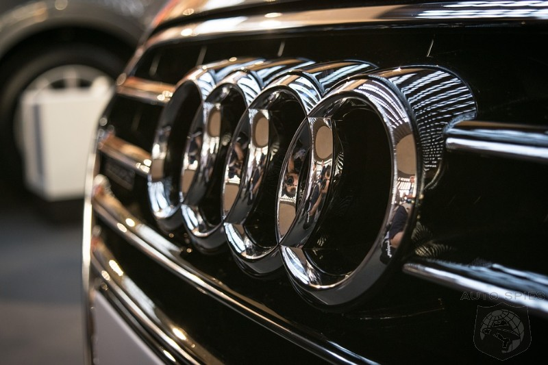 Audi Slashing 10% Of Executive Workforce To Cut Costs