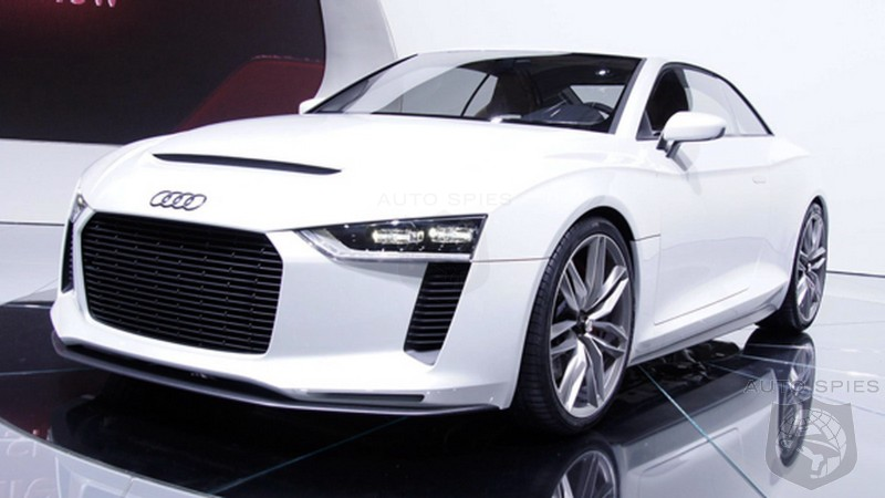 Audi Considers Launch Of Another Electric Supercar