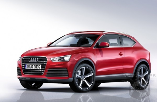 STUD OR DUD? Audi's Q2 Crossover To Debut At 2015 Paris Motor Show
