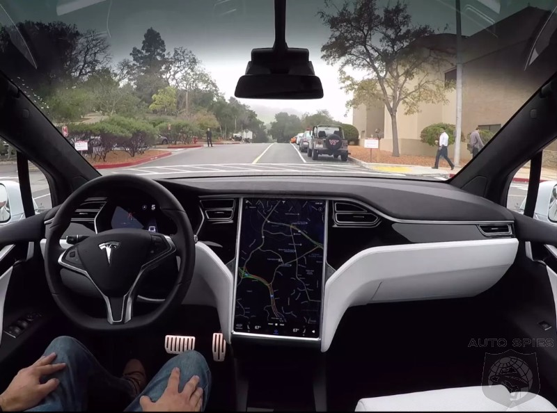 So Far Only Startup Insurance Companies Are Offering A Discount For Using Tesla's Autopilot