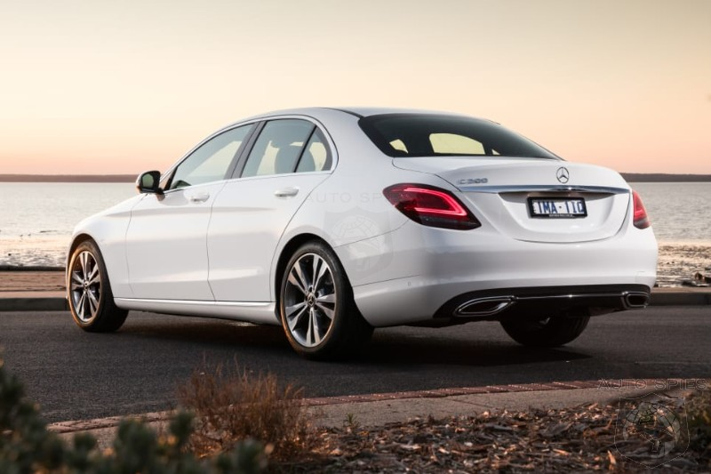 Mercedes Says It May No Longer Be Able To Make The C Class In The US
