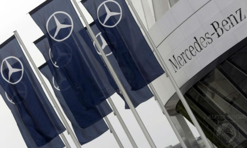 Has Mercedes Already Won The Top Luxury Brand Sales Crown For 2017?