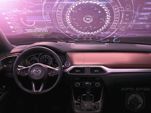 Automakers Can't Wait To Blitz Your Windshield With Ads When In Autonomous Mode