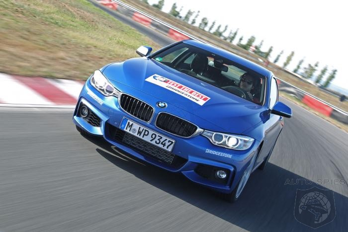 DRIVEN: BMW 435i M Sport Gets Run Through The Paces
