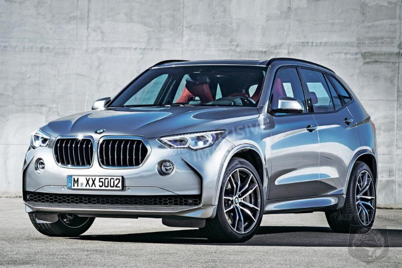 2018 BMW X5 M To Top The Lineup With 600 Horsepower