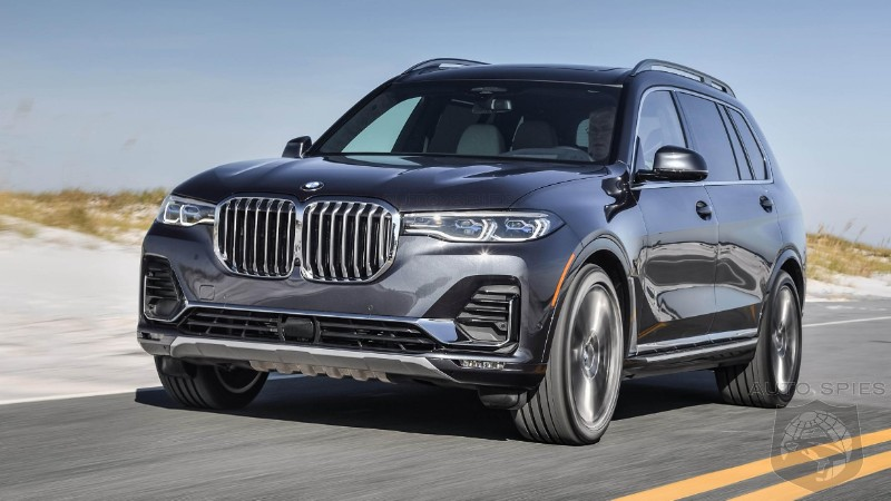 BMW's MASSIVE X7 Delivers In All Categories - But Is It Too Big For It's Own Good?