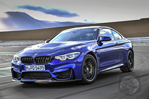 The Last BMW To Come With A Manual Transmission Will Be The M4