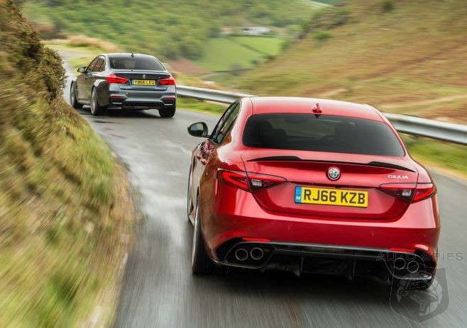 BMW M3 v Alfa Romeo Quadrifoglio - Which Is The Better Sport Sedan?