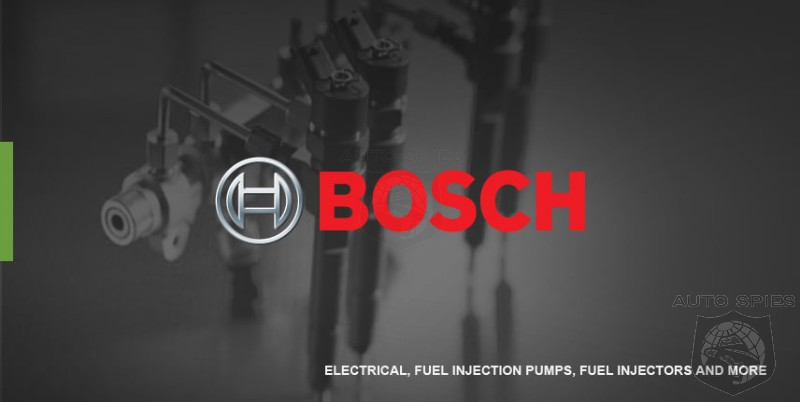 Bosch Claims It Can Save Diesels WITHOUT Cheating