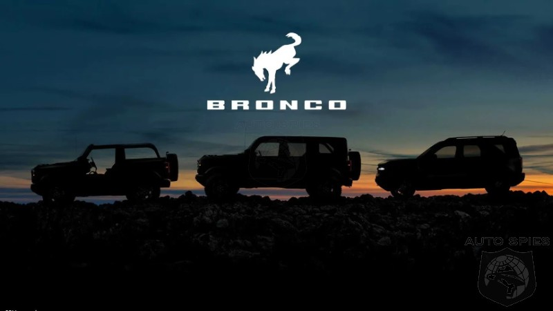Ford Needs The Bronco To Become A Hit, And Here Is Why