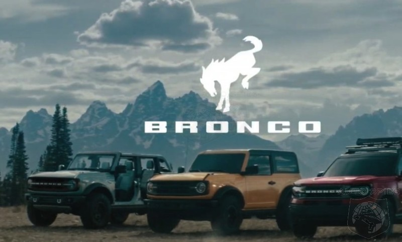 Ford Is Confident That 75% Of Bronco Reservations Will Result In Sales